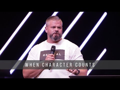 When Character Counts