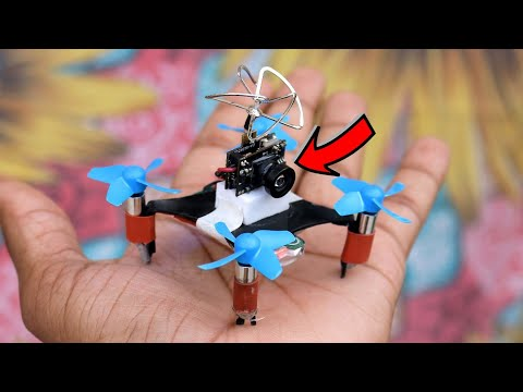 How To Make Drone with Camera At Home ( Quadcopter) Easy - UC92-zm0B8vLq-mtJtSHnrJQ