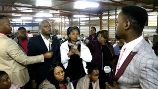 Prophecies by Prophet Andries, son of Apostle JB Makananisa