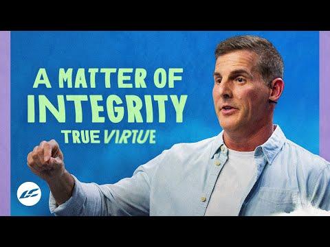 A Matter of Integrity
