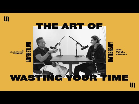 THE ART OF WASTING YOUR TIME  Battle Ready - S03E05
