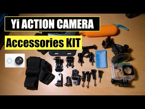 Yi Action Camera Accessories - UC-7BJPPk_oQGTED1XQA_DTw