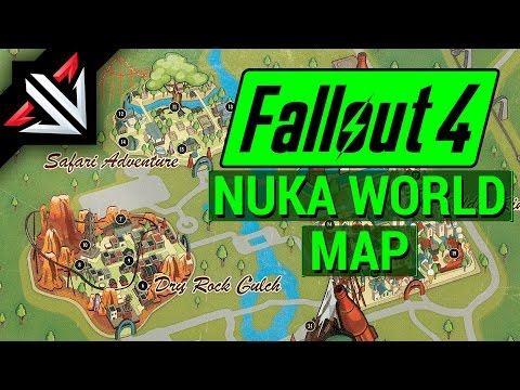 Fo4 Nuka World Map.100 Nuka World Location Fallout Wiki Fandom Powered By Wikia