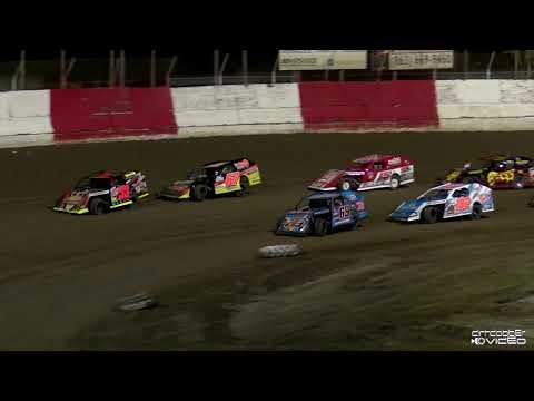 Open Wheel Modifieds (UMP) Feature-East Bay Raceway Park 8/7/21 - dirt track racing video image