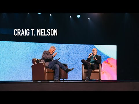 Robert Morris  Interview with Craig T. Nelson  Bring A Friend