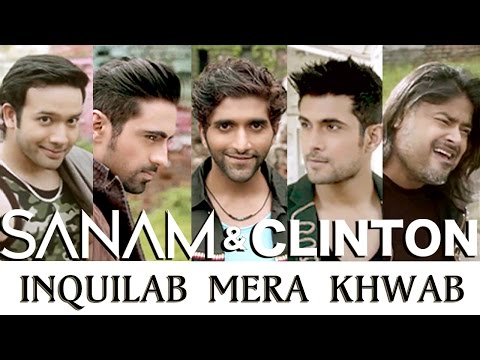 Inquilab Mera Khwab Lyrics - Jammin' | SANAM & Clinton Cerejo