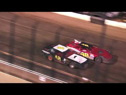Perris Auto Speedway  Super Stock Main Event 7 -0-21 - dirt track racing video image