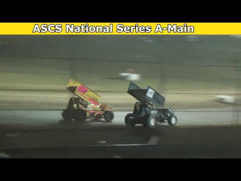 2021 Fred Brownfield Classic, Night 2, ASCS National Series A-Main - dirt track racing video image