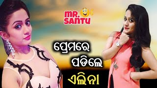 Odia comedy - Premare padile Elina || Mr. santu entertainment