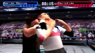 Zagrajmy w WWF Smackdown 2: Know Your Role #6 - Christian zabiera główne momentum Adriana Marrowa!