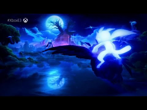 Ori and the Will of the Wisps Developer Walkthrough Gameplay - IGN Live E3 2018 - UCKy1dAqELo0zrOtPkf0eTMw