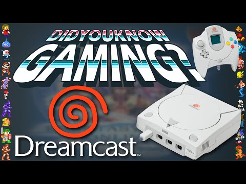 Dreamcast [Old] - Did You Know Gaming? Feat. Brutalmoose - UCyS4xQE6DK4_p3qXQwJQAyA