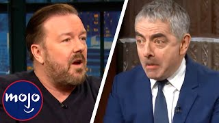 Top 10 Times British Celebs Caused CHAOS On US Talk Shows