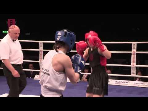 Elite Championship Final   Female 57kg Chapman vs Nylon - default
