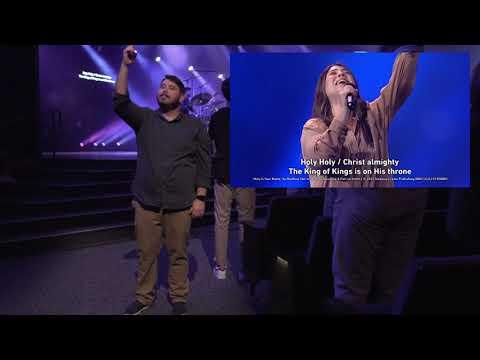 Gateway Church Live  Judgment by Pastor Robert Morris  ASL