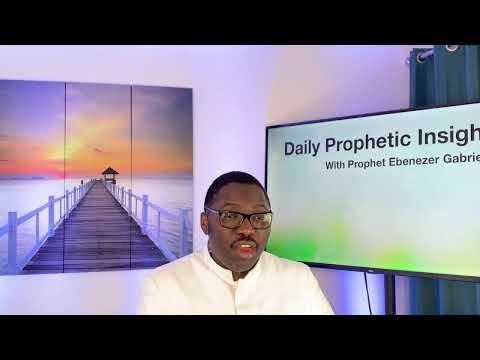 Prophetic Insight Mar 21st, 2021