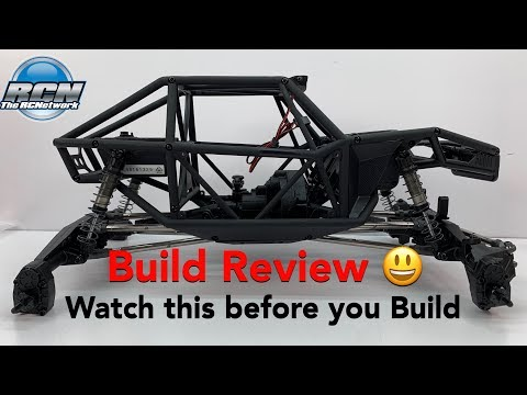Build Review - Axial Capra - WATCH this before you Buy and Build! - UCSc5QwDdWvPL-j0juK06pQw