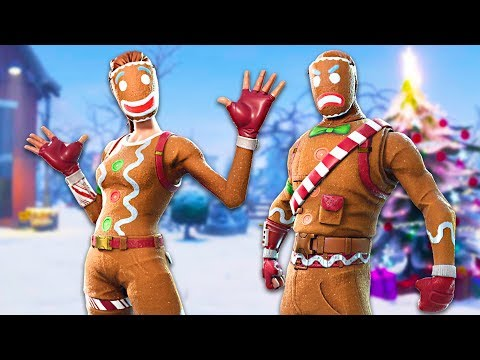 THEY'RE BACK!! Ginger Gunner & Merry Marauder Gingerbread Skins!! (Fortnite Live Gameplay) - UC2wKfjlioOCLP4xQMOWNcgg