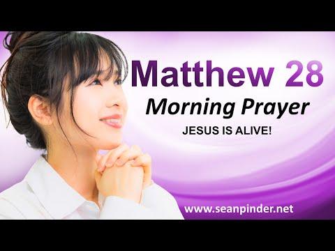 Jesus is ALIVE - Morning Prayer