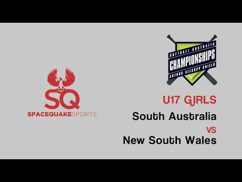 LIVE | South Australia vs New South Wales | U17 Girls National Softball Championship - UCWHS9qh2gHkmhCiLOuyyqJg