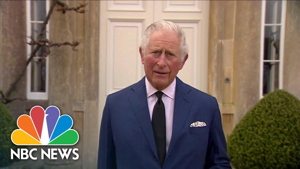 Prince Charles Speaks Out, Pays Tribute To His 'Dear Papa' Prince Philip | NBC News