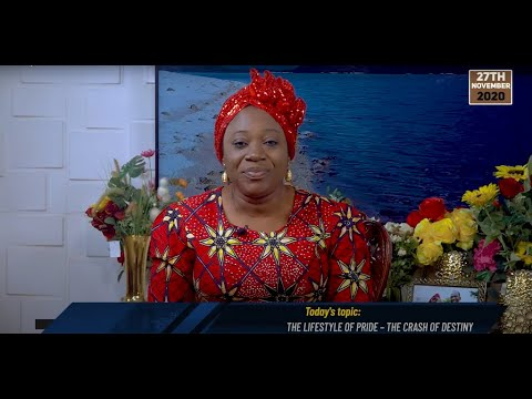Dr Becky Paul-Enenche - SEEDS OF DESTINY - FRIDAY NOVEMBER 27, 2020