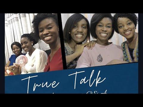 TRUE TALK (INSTAGRAM LIVE) Q &A