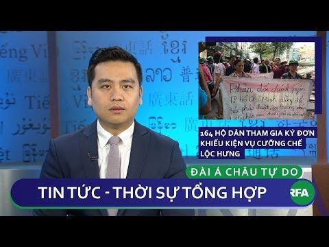 Tin nóng 24h | 164  hộ dân tham gia ký đơn khiếu kiện vụ cưỡng chế Lộc Hưng