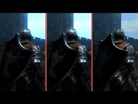 Dark Souls Graphics Comparison - Nintendo Switch vs. Xbox 360 vs. Xbox One X - UCKy1dAqELo0zrOtPkf0eTMw