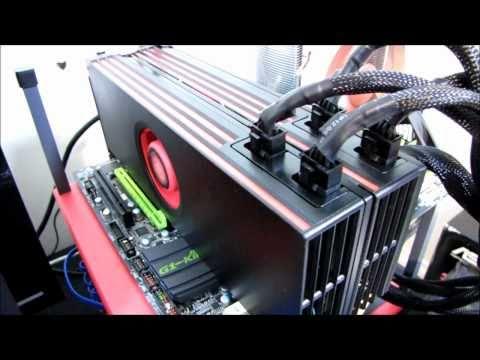Quad SLI vs Quad Crossfire Heavyweight Showdown GTX 590 & HD 6990 Linus Tech Tips - UCXuqSBlHAE6Xw-yeJA0Tunw