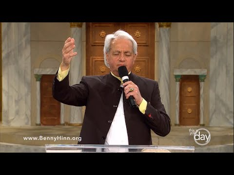 Miracles Happen Gods Presence - A special sermon from Benny Hinn