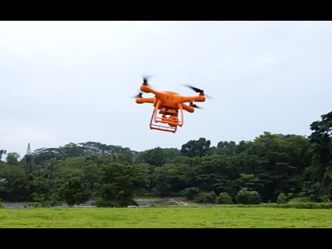 Wingsland Minivet FPV Quadcopter, Part 2/3 - Test Flight #1 - UCWgbhB7NaamgkTRSqmN3cnw