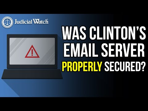 Major Security Issues w/ Hillary Clinton's Email Server--SCOTUS Fight Soon?