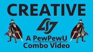 CREATIVE - A SSBM PewPewU Combo Video