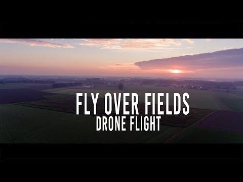 Fly over fields | Drone#4 | 4K - UCTDKxGYIU7BNo9_UBgt-1Rg