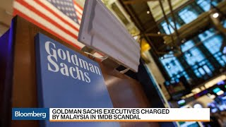 Goldman Execs Charged by Malaysia in 1MDB Scandal