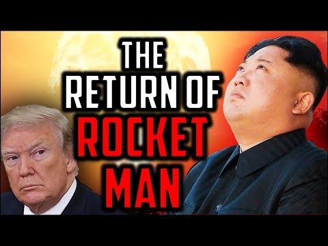 BREAKING SIGNS:  NORTH KOREA'S ROCKET MAN CAUGHT in BIG LIE - Trump's Next Move?