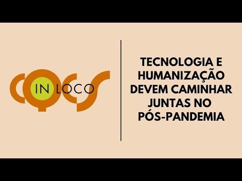 Imagem post: Tecnologia e humanização devem caminhar juntas no pós-pandemia
