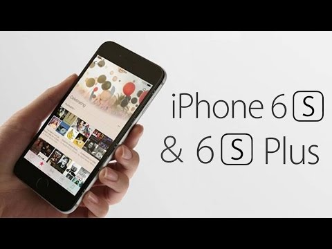 Apple iPhone 6S / 6S Plus: First Look - UCFmHIftfI9HRaDP_5ezojyw