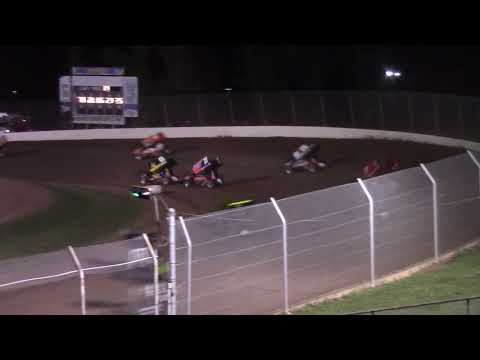 7/24/21 IRA Sprint Car Feature Beaver Dam Raceway - dirt track racing video image