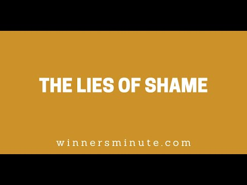 The Lies of Shame // The Winner's Minute With Mac Hammond