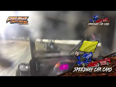 #9 Abigayle lett - Restrictor - 6-9-2021 Caney Valley Speedway -In Car Camera .mov - dirt track racing video image
