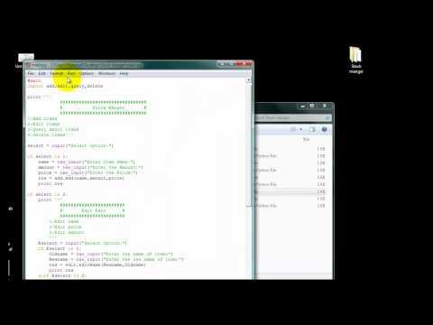 MySQLdb+Python : 12