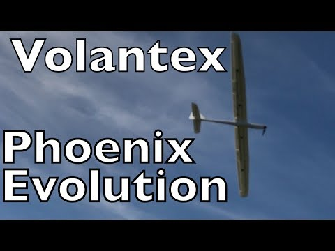 Volantex 742-5 Evolution 2.6m Motor Glider Maiden Flight - UCTa02ZJeR5PwNZK5Ls3EQGQ