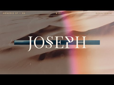 Joseph  God Is With Us Even In A Troubled Family  Cam Huxford