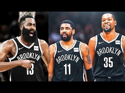 James Harden Joining Nets? Reuniting with Kevin Durant & Joining Kyrie Irving Resonating with Harden