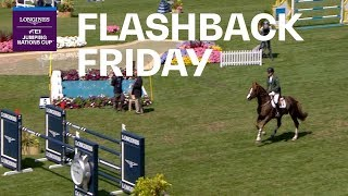 When Brazil stormed the track in France #Flashback | Longines FEI Jumping Nations Cup™ 2019