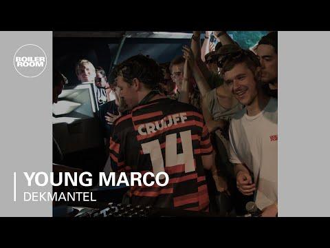 Young Marco Boiler Room x Dekmantel Festival 2016 DJ Set - UCGBpxWJr9FNOcFYA5GkKrMg