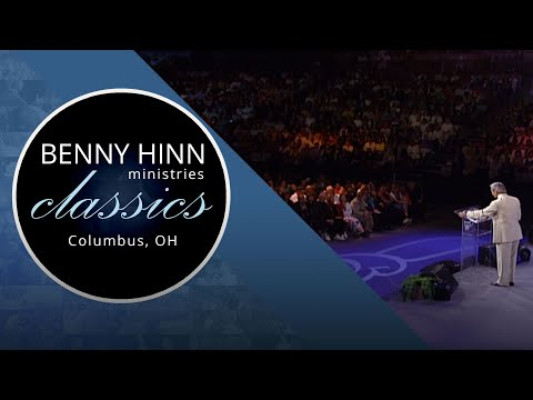 Benny Hinn Ministry Classic -  Columbus, OH 2002 Part 1