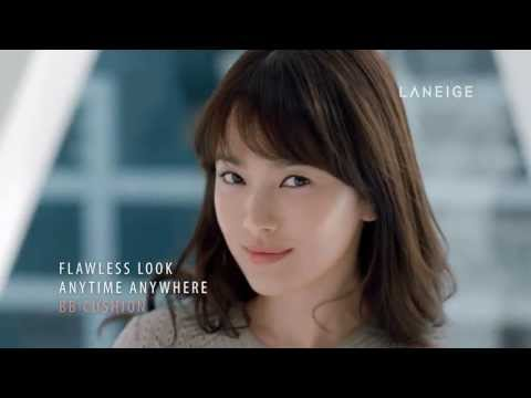 Laneige BB Cushion Commercial